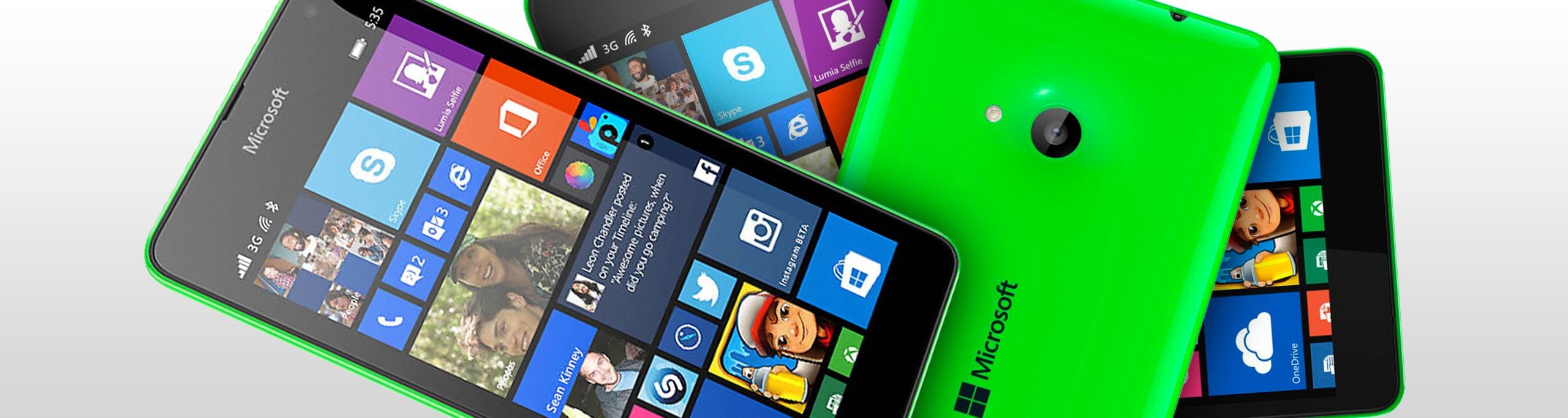 Lumia 535 (RM-1089/1090)