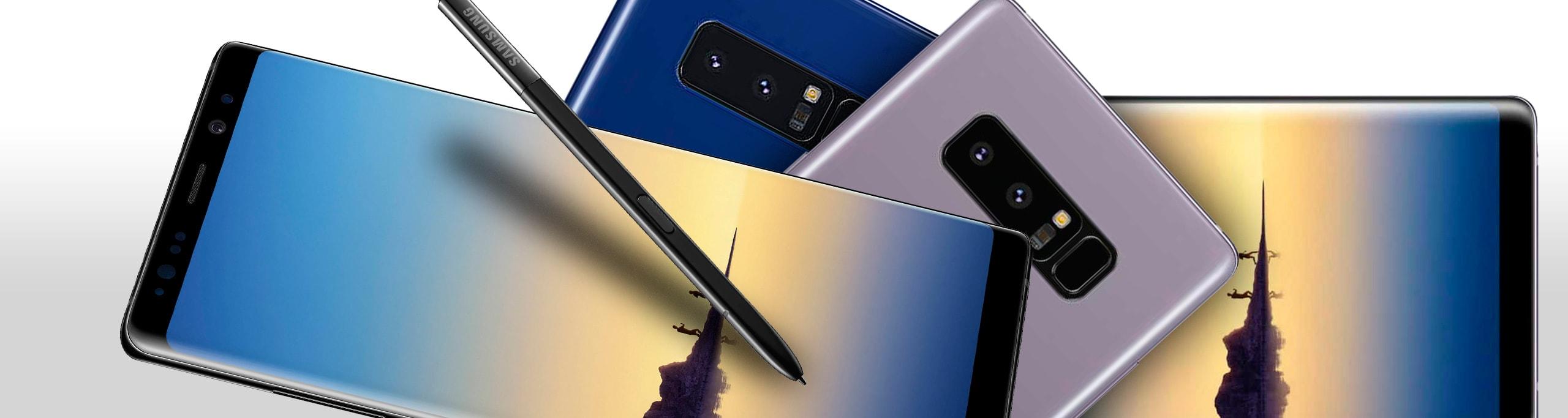 Note 8 (N950F)