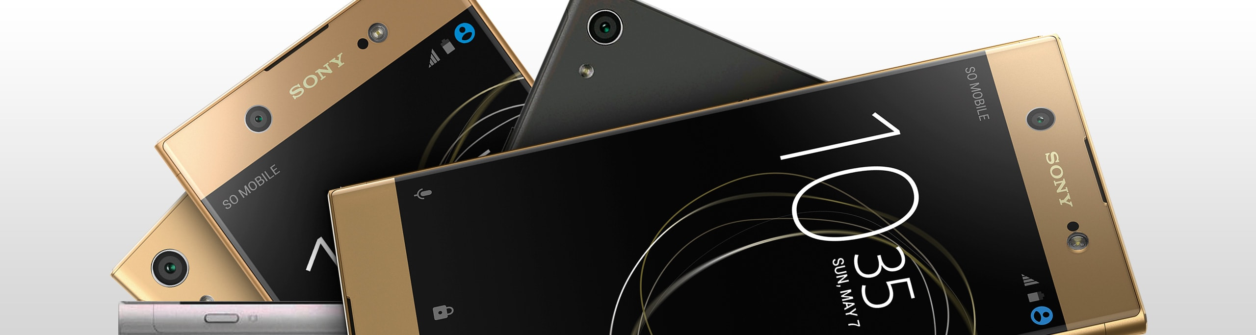 XA1 Ultra (G3221)