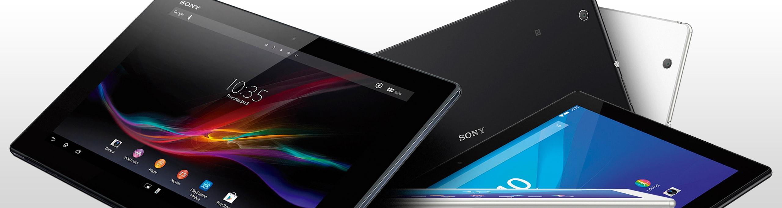Z4 Tablet (SGP712/SGP771)