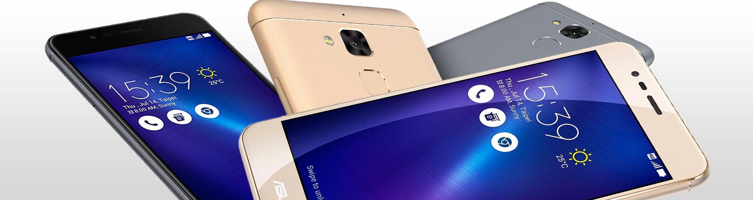 ZenFone 3 Max Plus (ZC553KL) (X00DDA)