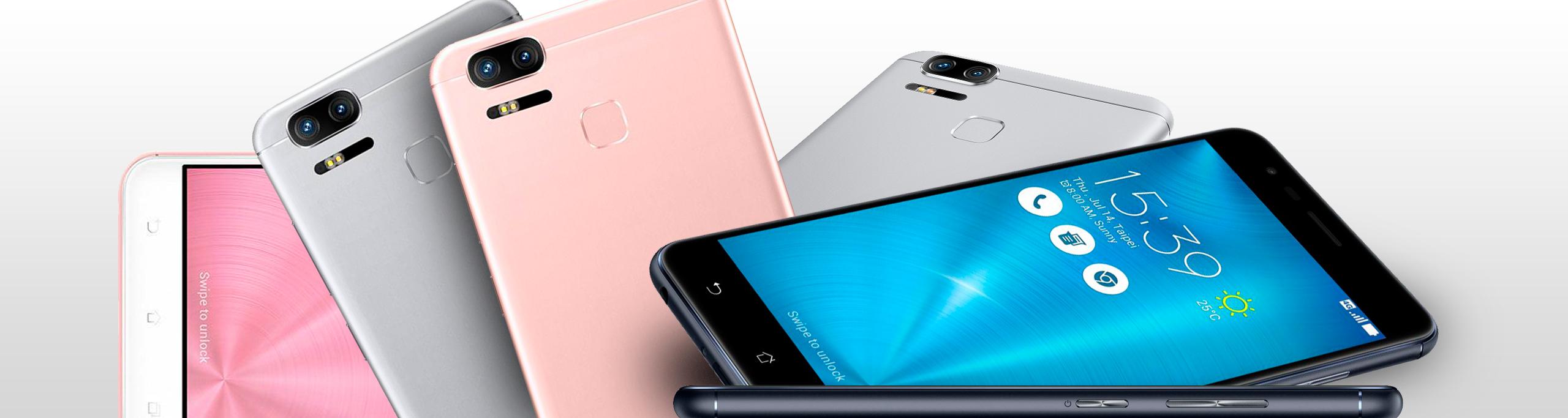 ZenFone Zoom S (ZE553KL) (Z00M/Z01HDA)