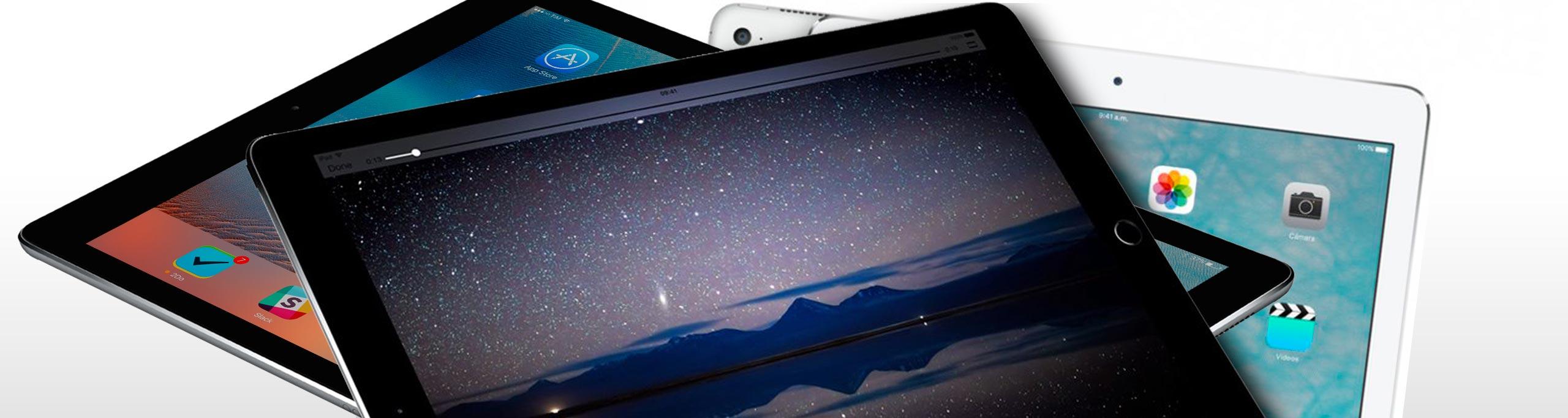 """iPad Pro 12.9"""" (2ème Gen.) (A1670/A1671)"""
