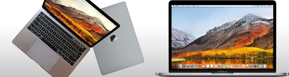 """MacBook Pro 13"""" A1989 EMC 3214 - 2018"""