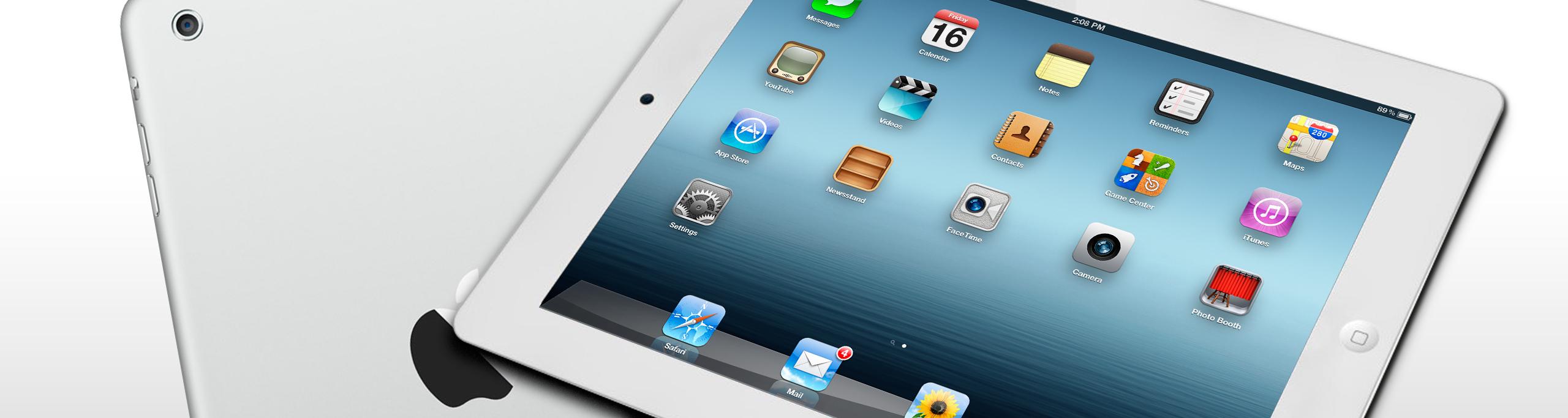 iPad 4 (A1458 / A1459 / A1460)
