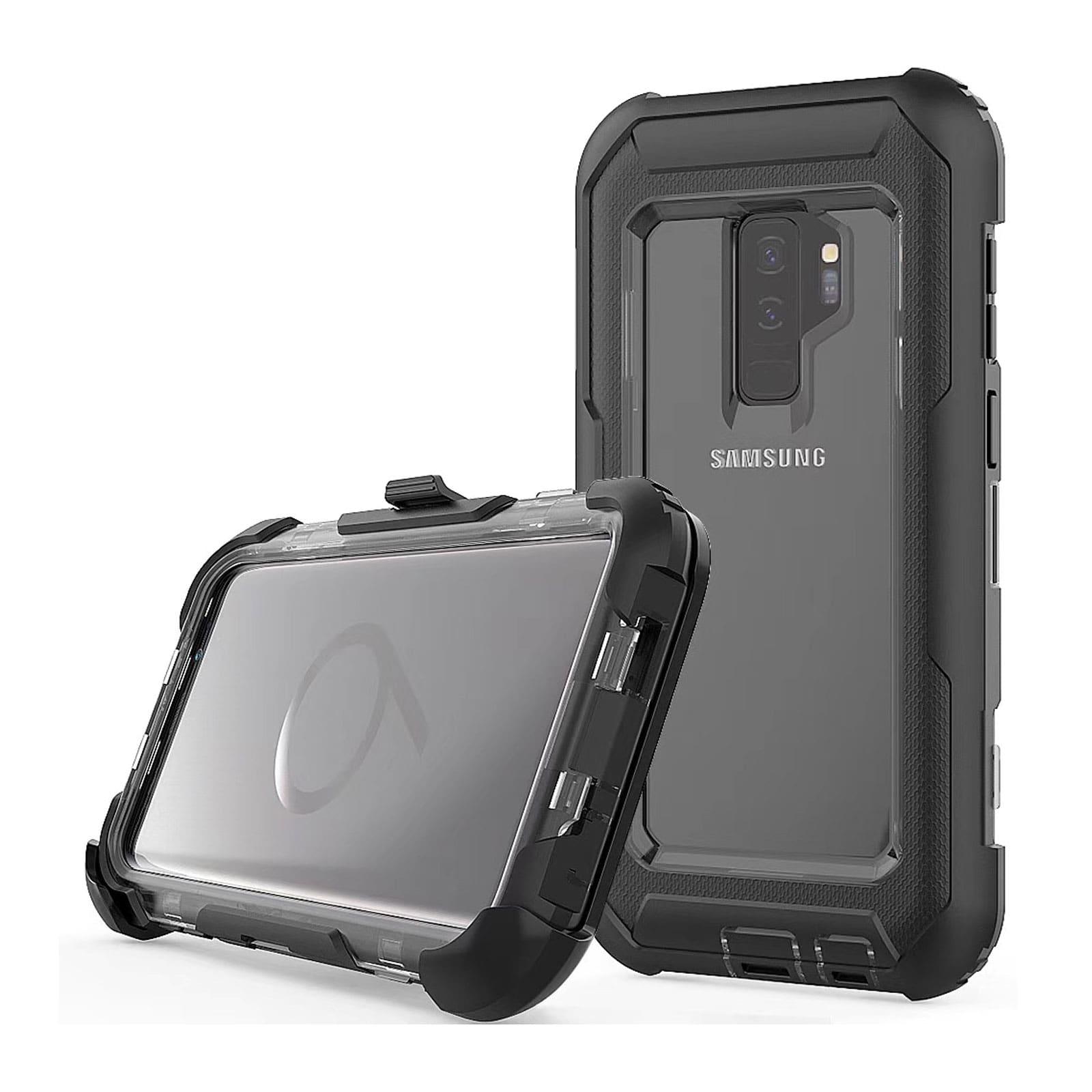 Coque Anti Choc Samsung Galaxy S9 (G960F) Noir