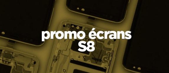 Écrans Samsung Galaxy S8